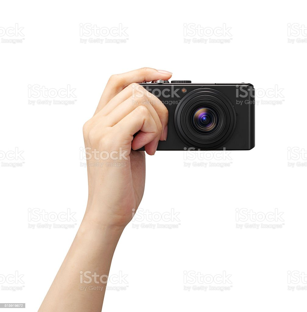Shooting stock photo