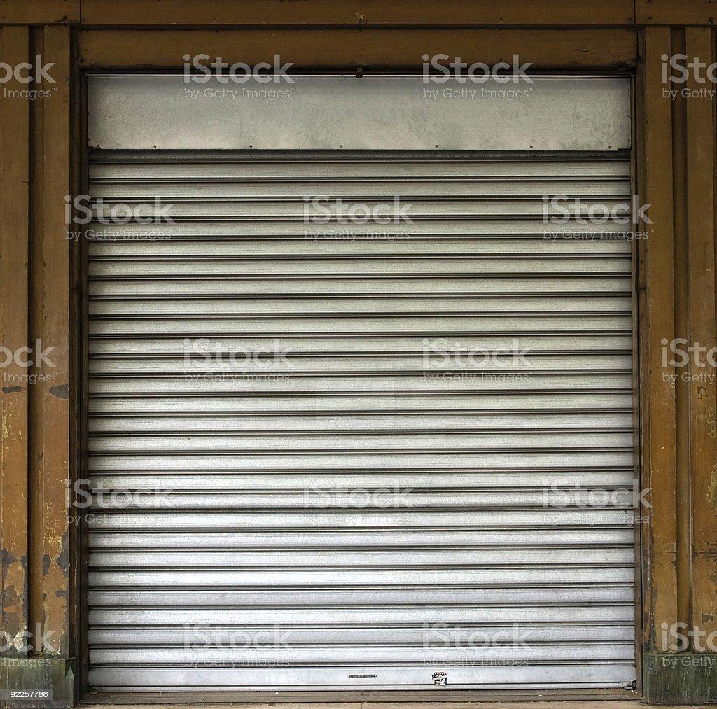 Shop frame royalty-free stock photo