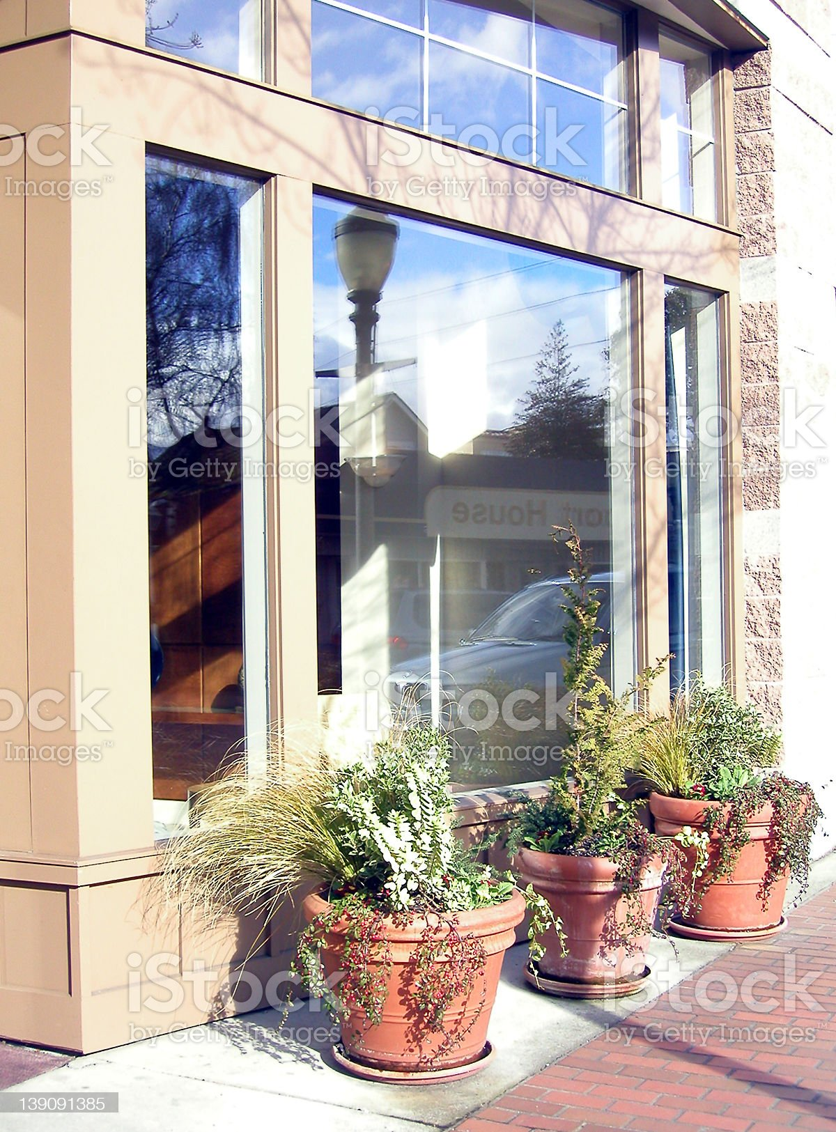Shop Window royalty-free stock photo