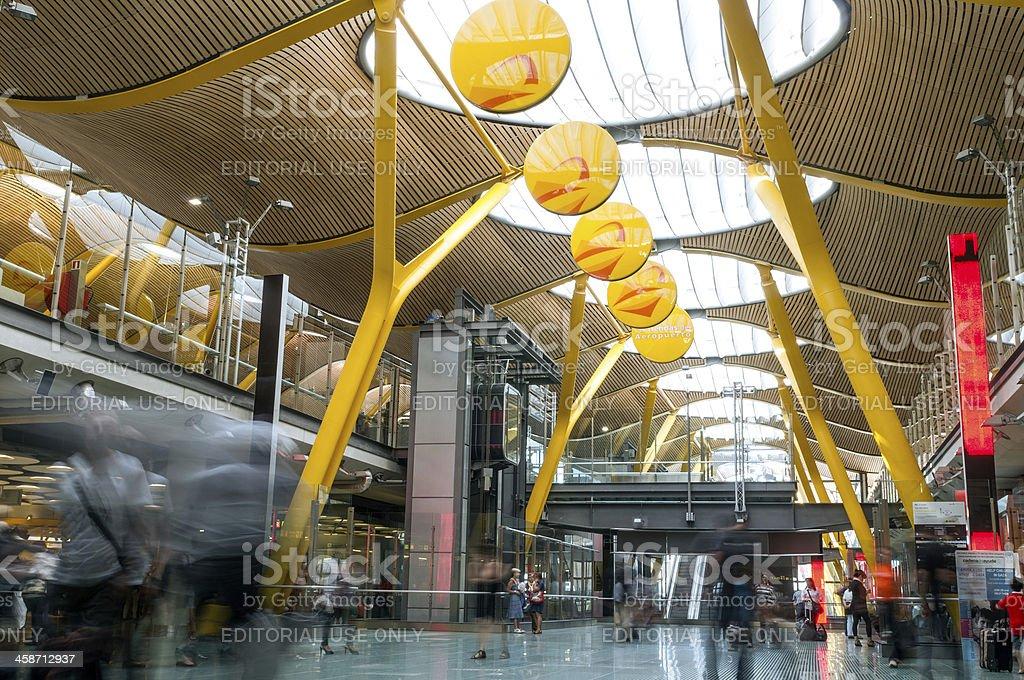 Shopping at T4 Terminal royalty-free stock photo