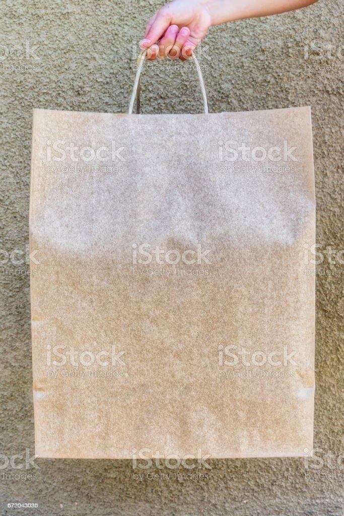 Shopping Bag 4 stock photo