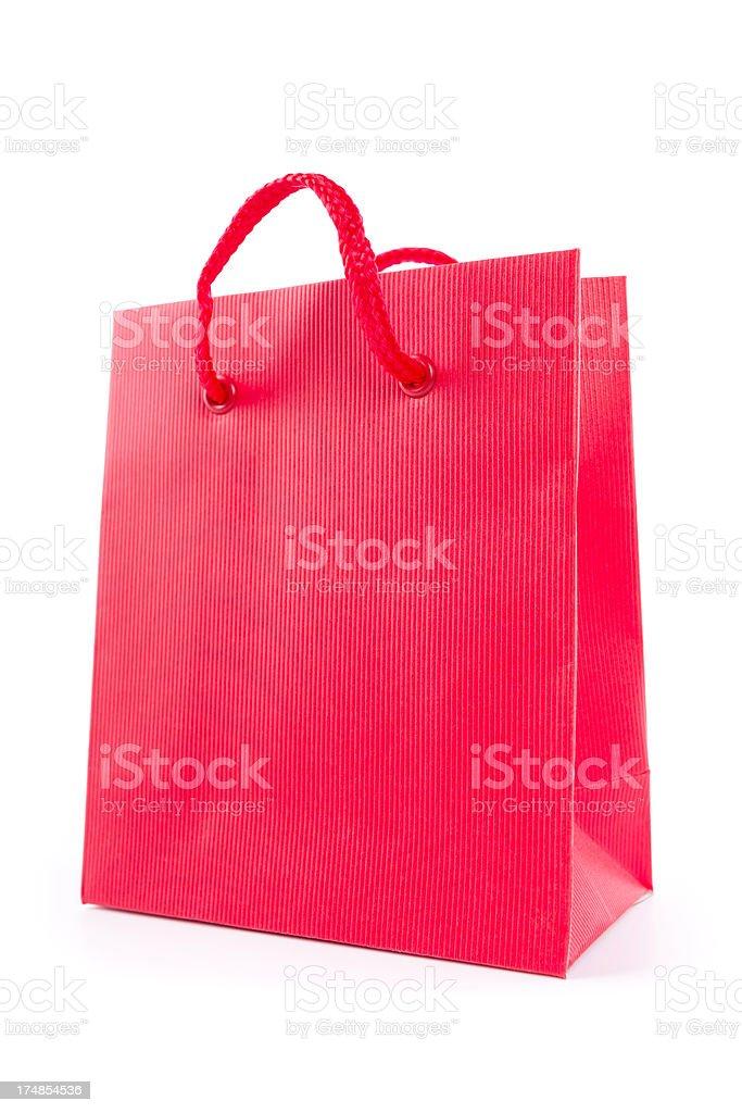 shopping bag royalty-free stock photo