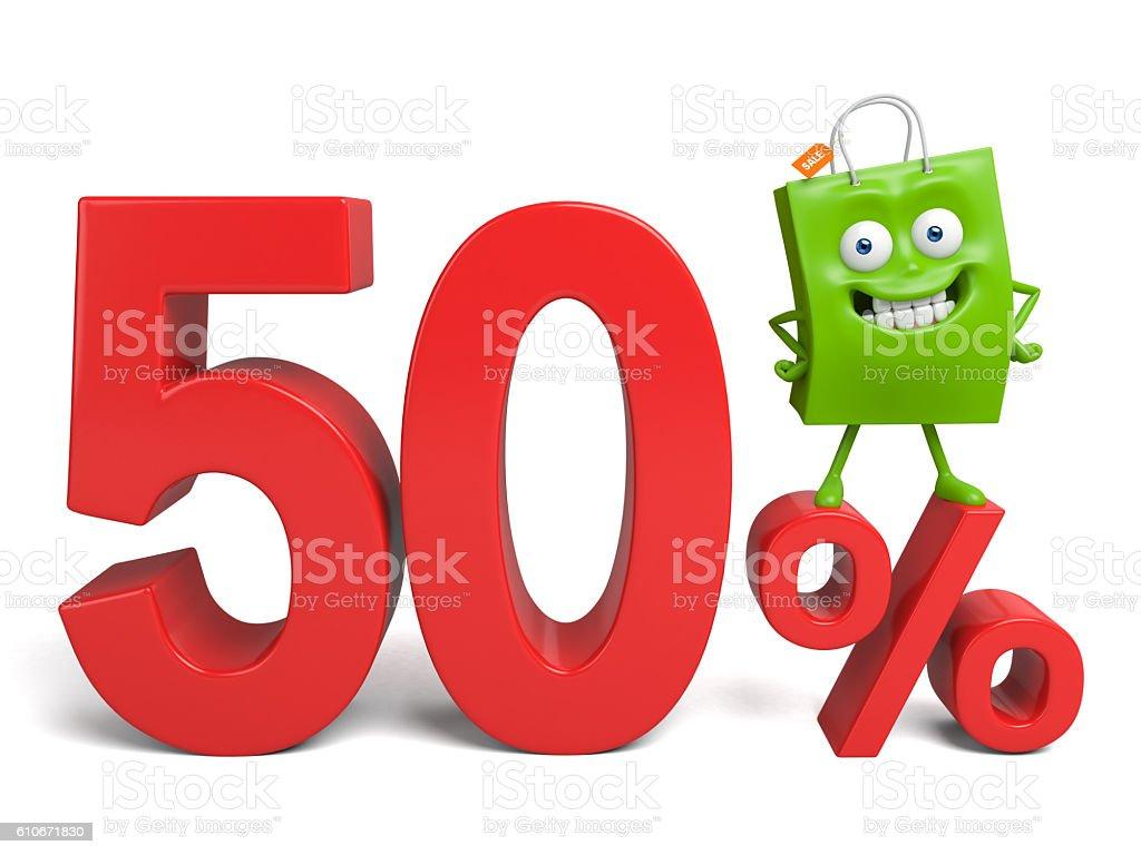 Shopping Bag stock photo