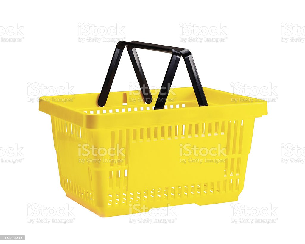 Shopping Basket (Click for more) stock photo