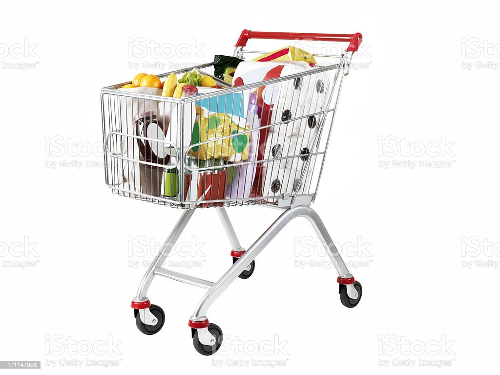 Shopping Cart (Click for more) stock photo