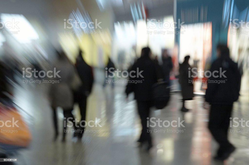 shopping center royalty-free stock photo