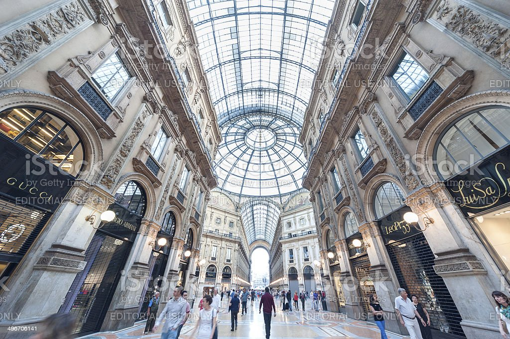 Shopping Hall royalty-free stock photo