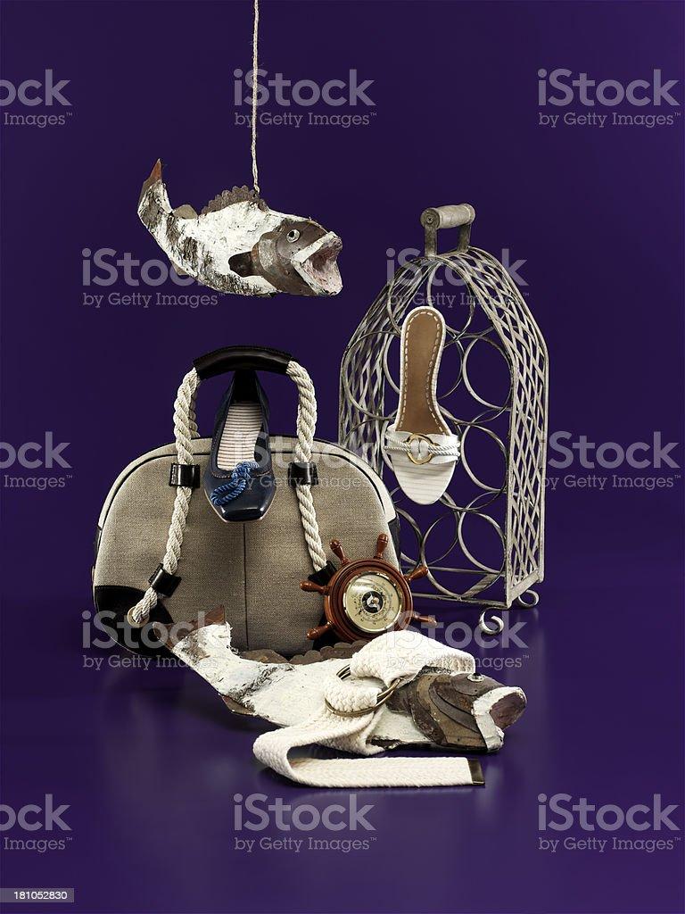 shopping ideas royalty-free stock photo