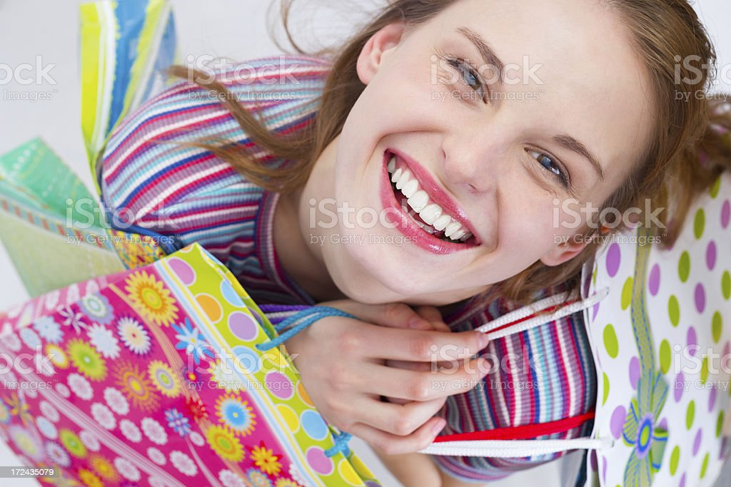 Shopping is a way of life! royalty-free stock photo