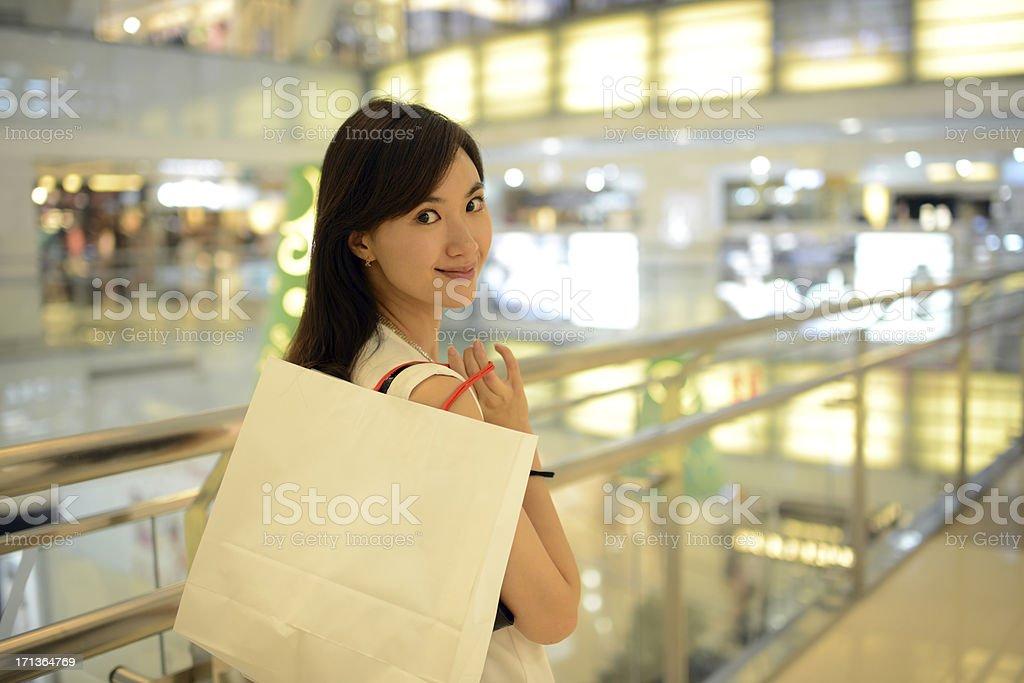Shopping Mall - XXXLarge royalty-free stock photo
