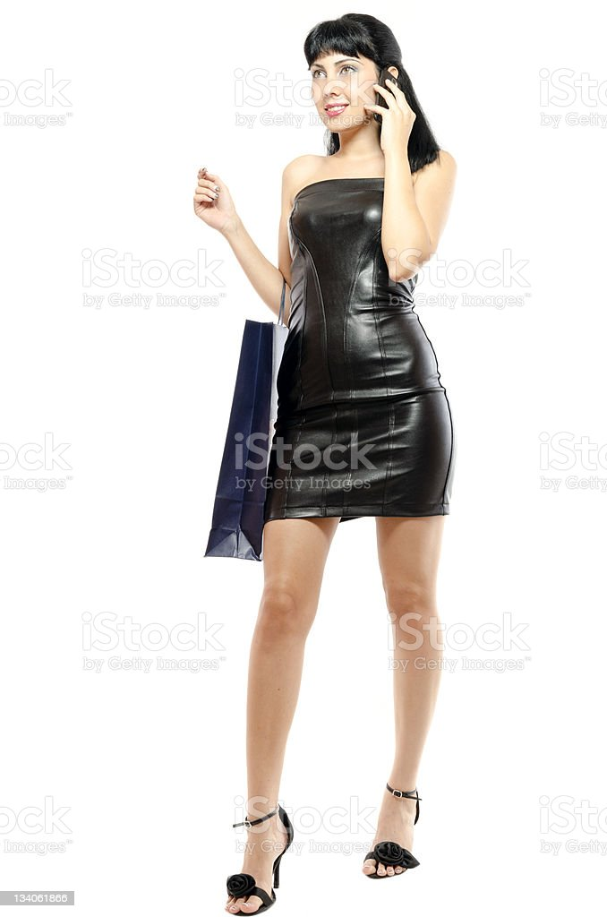 shopping stock photo