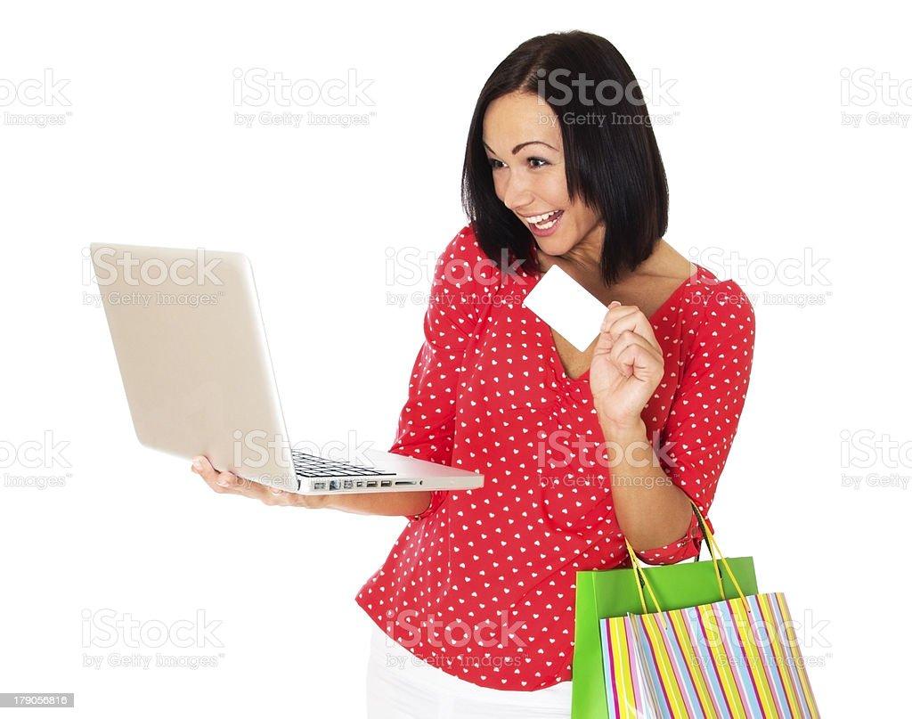 Shopping. royalty-free stock photo