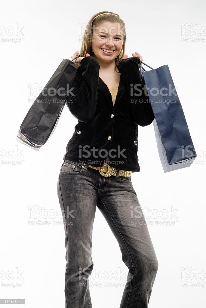 Shopping Series II royalty-free stock photo