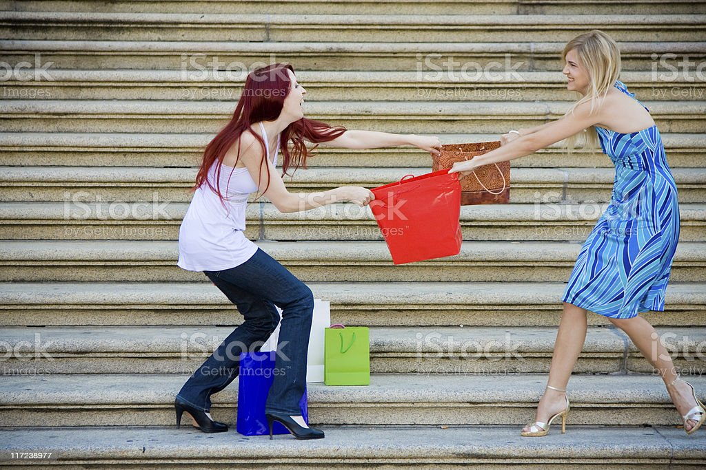 shopping series royalty-free stock photo