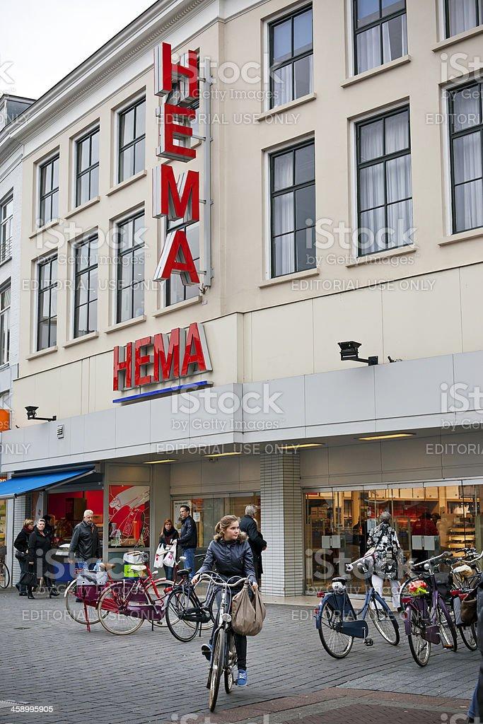 Shopping 's-Hertogenbosch # 2 XXXL stock photo