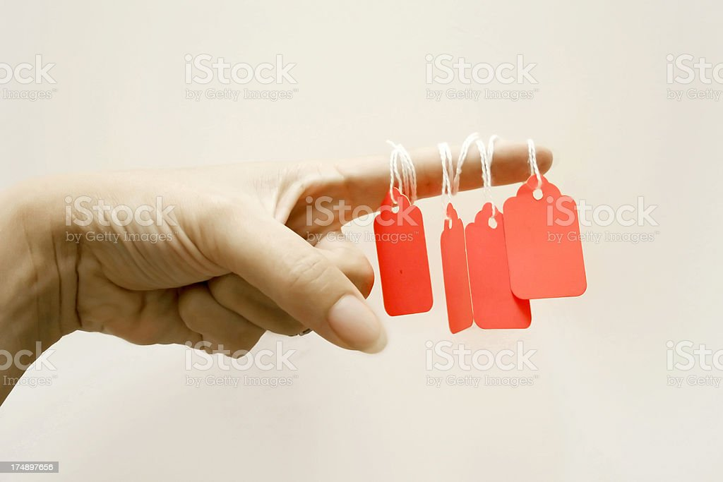 Shopping Splurge royalty-free stock photo