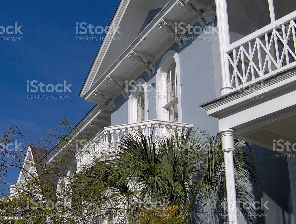 Shore House royalty-free stock photo