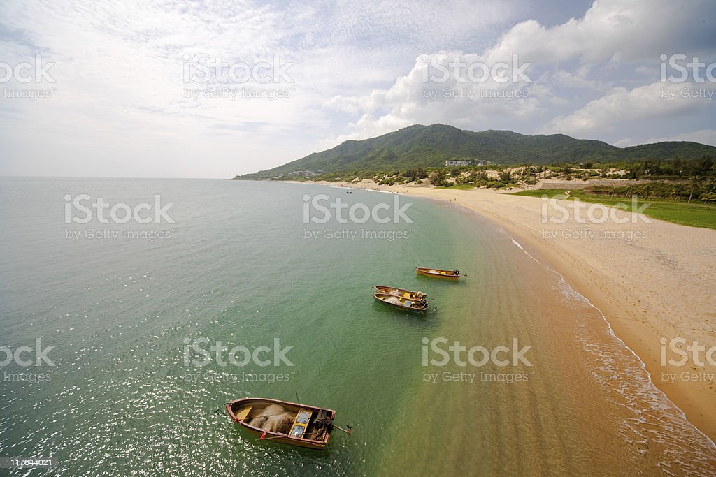 shore stock photo