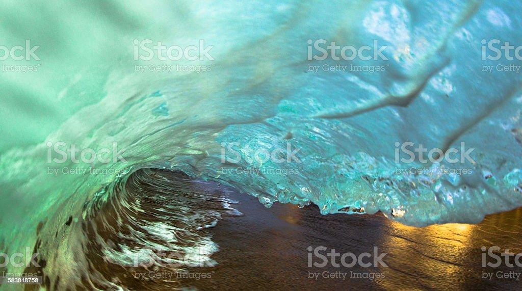 Shorebreak stock photo