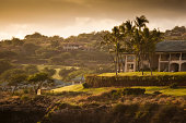 Shoreline in Lanai Hawaii