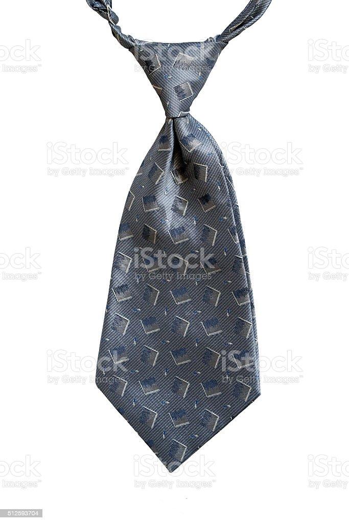 Short tie stock photo