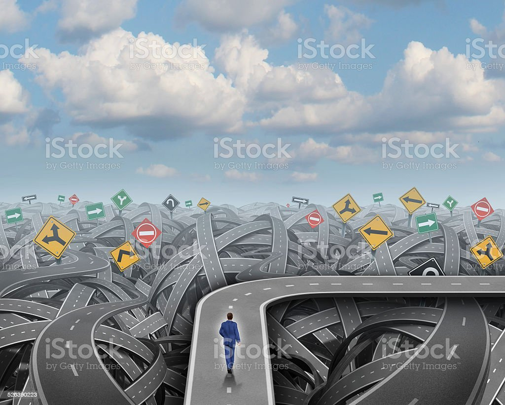 Shortcut Concept stock photo