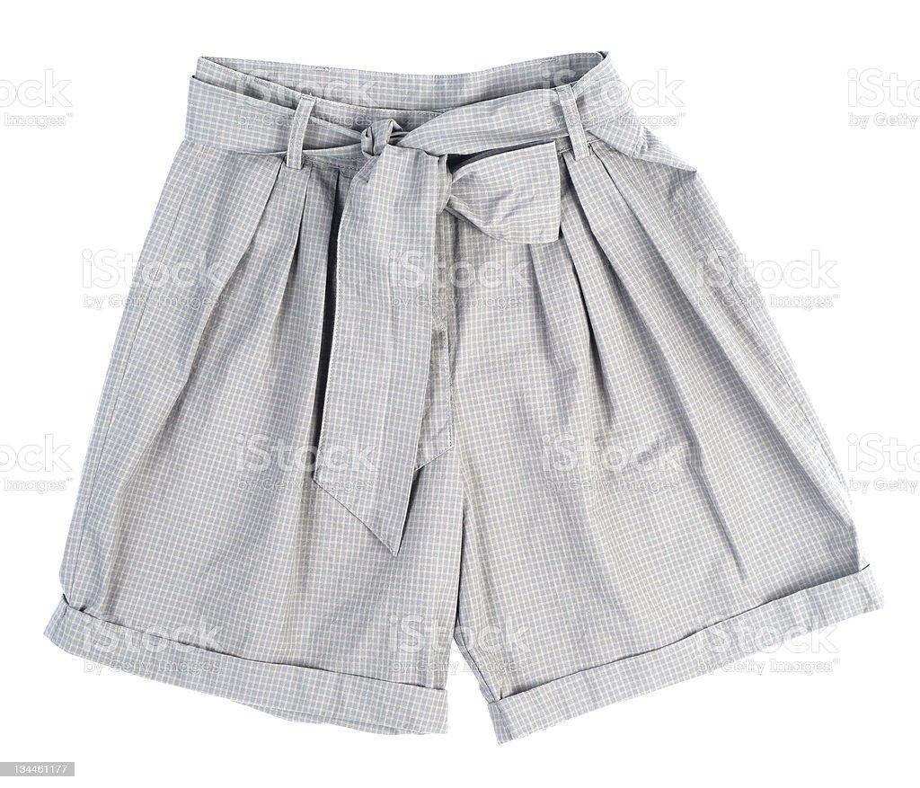 shorts royalty-free stock photo