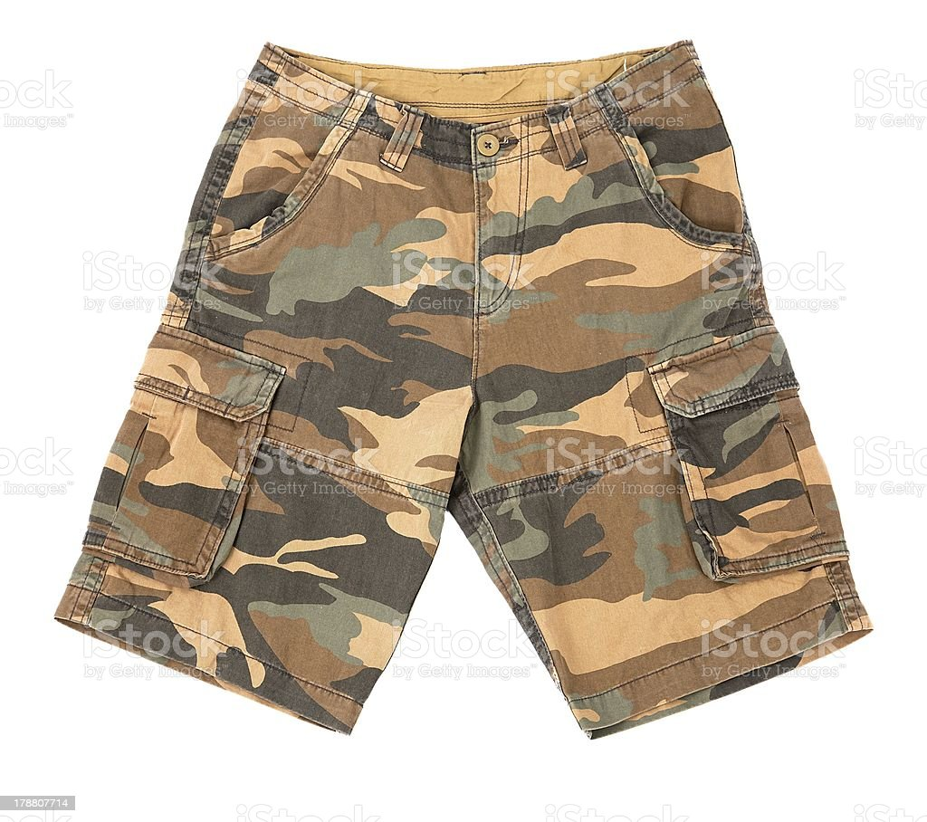 Shorts stock photo