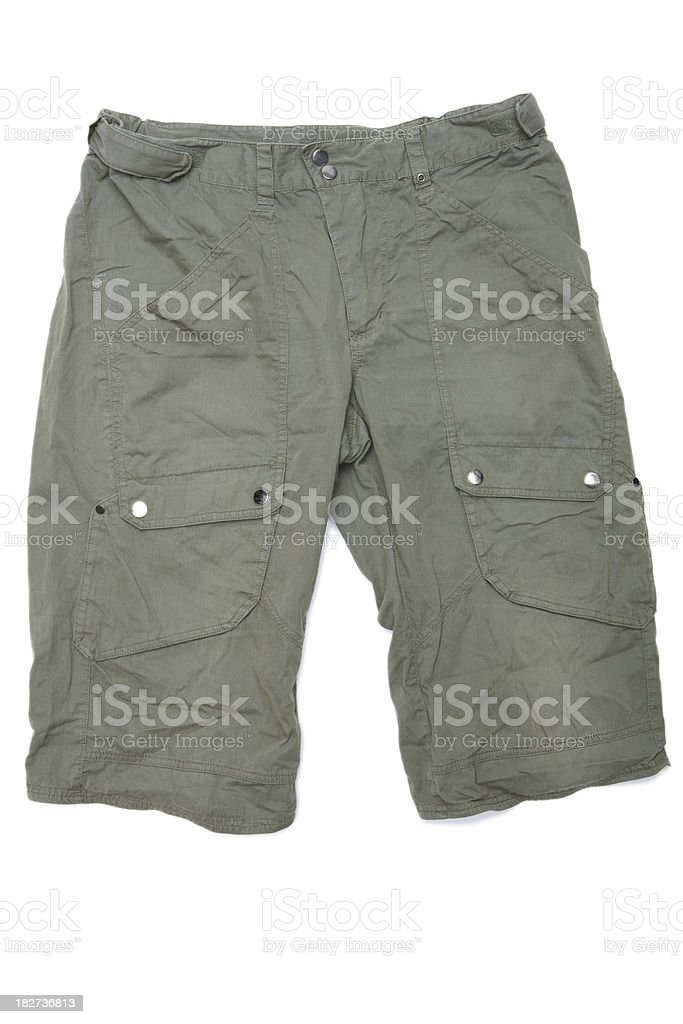 Shorts royalty-free stock photo