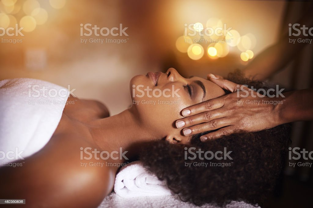 Life doesn't get any better than this… stock photo