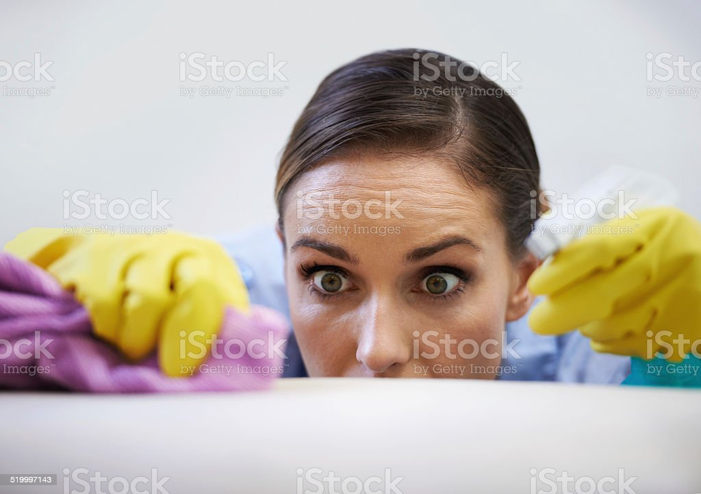 Can't believe I didn't see you before stock photo