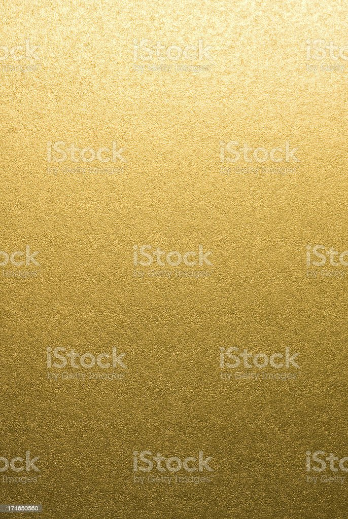 Shot of abstract golden background. stock photo