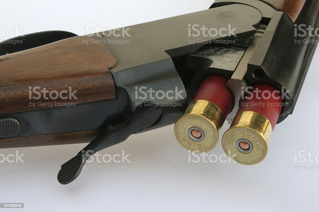 Shotgun Series stock photo