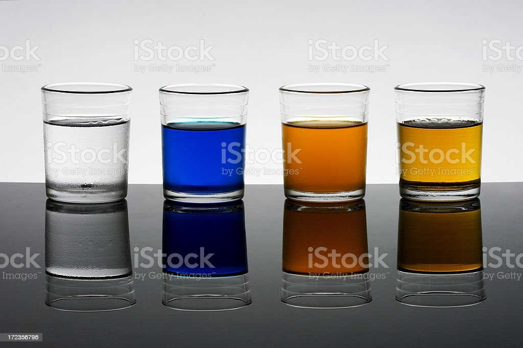 Shots! royalty-free stock photo