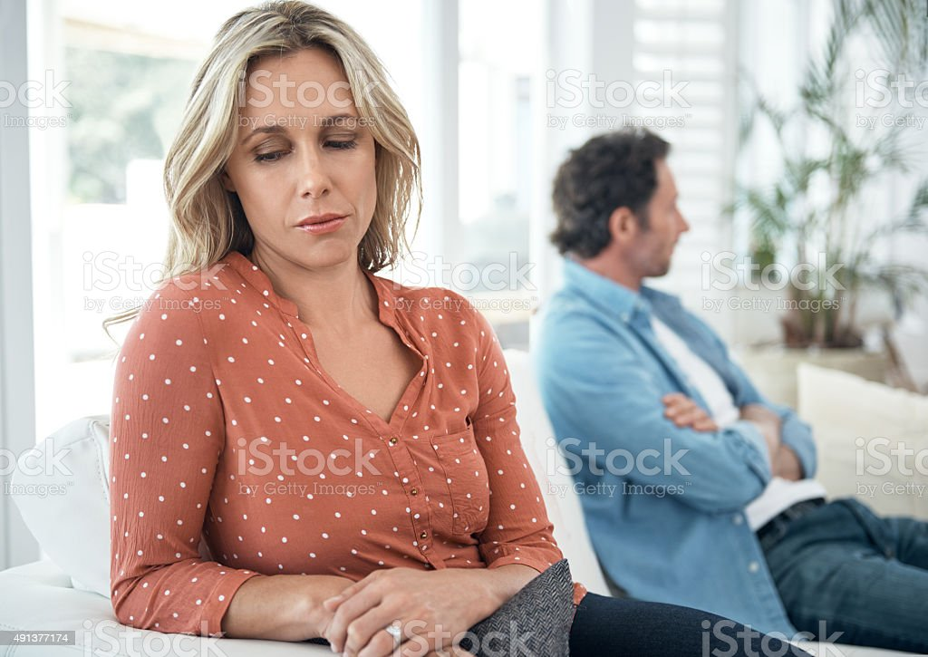 Should I stay or should I go? stock photo