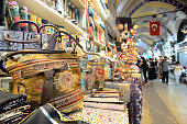 Shoulder bags at Grand Bazaar