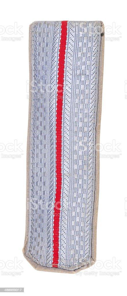 Shoulder Epaulet Isolated stock photo