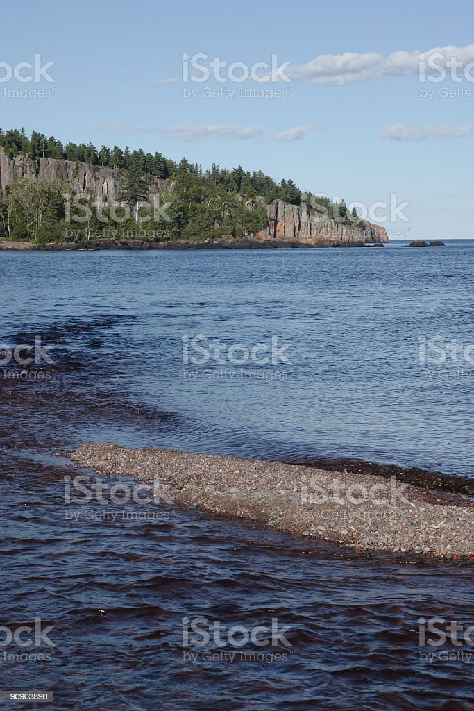 Shovel Point royalty-free stock photo