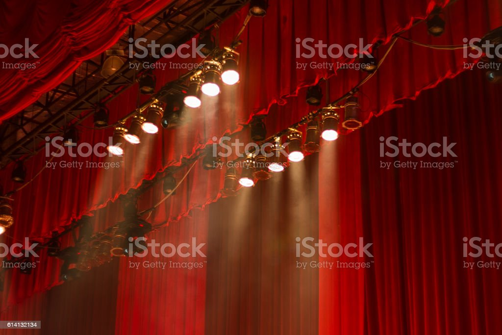 show time stock photo