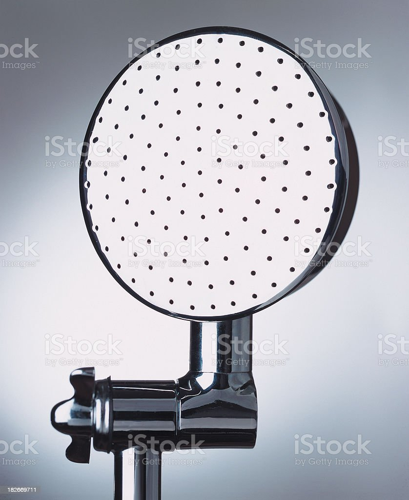 shower head royalty-free stock photo