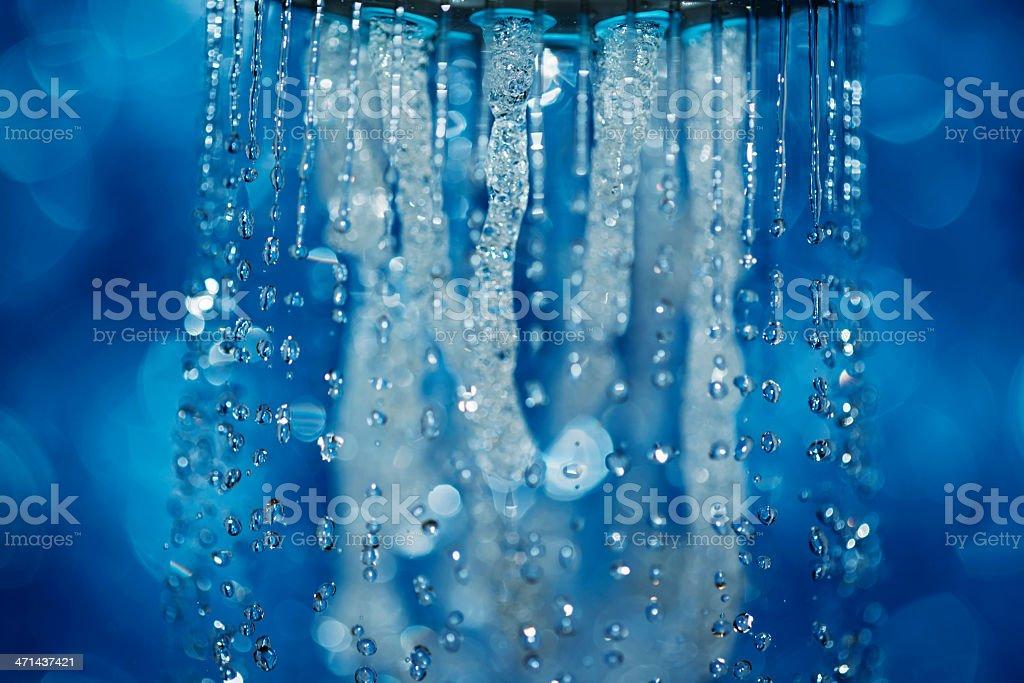 shower head royalty-free stock photo