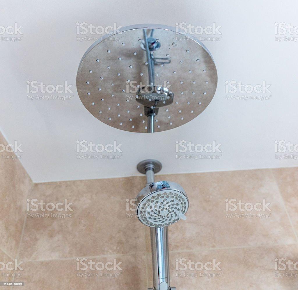 shower stock photo