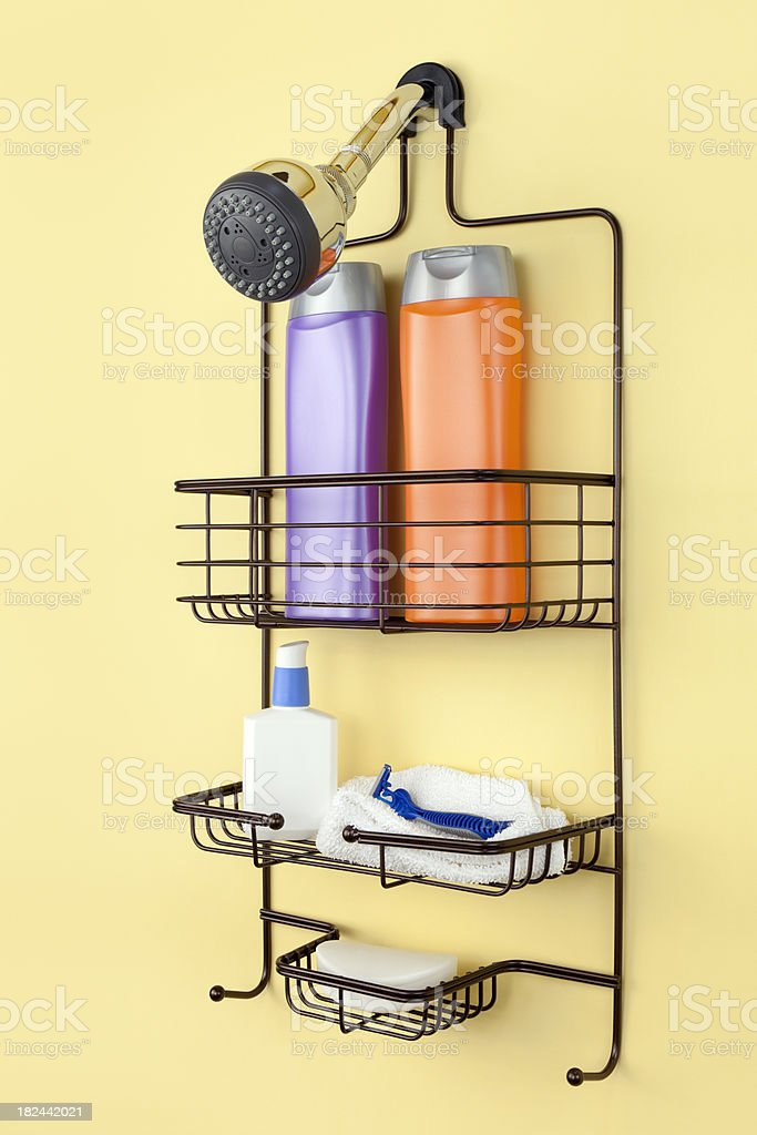 Shower Time royalty-free stock photo