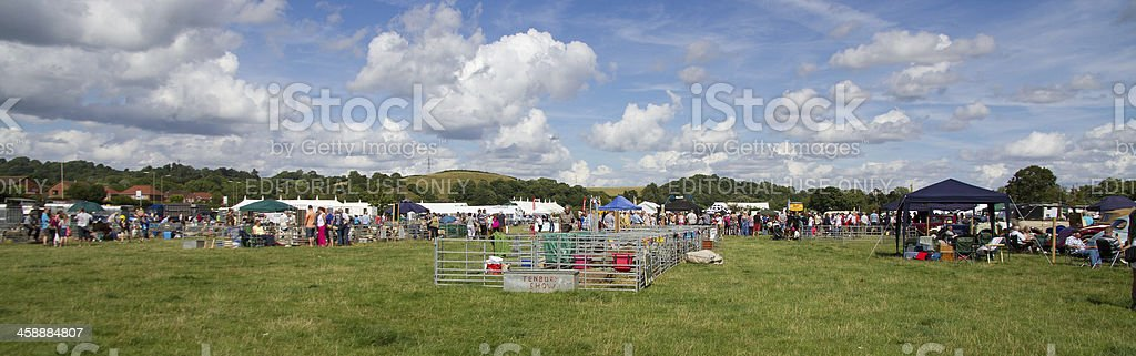 Showground attractions. royalty-free stock photo