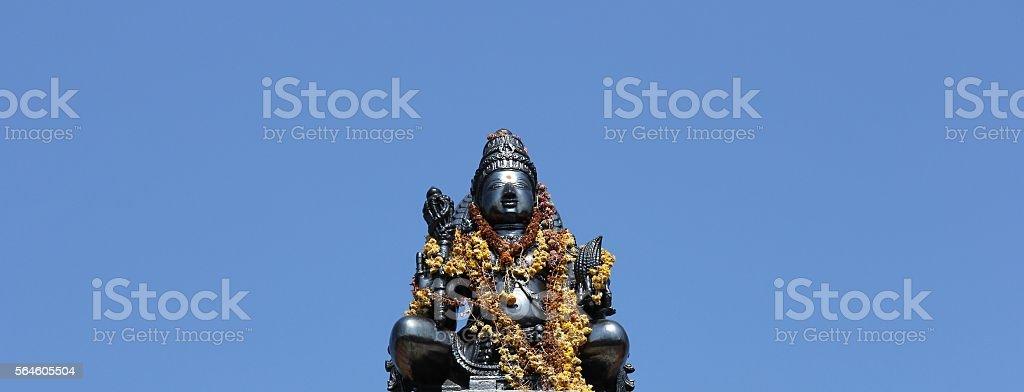 Shravanabelagola - Karnataka, India. stock photo