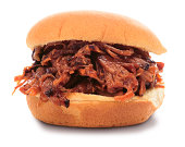 Shredded BBQ Sandwich (PATH)