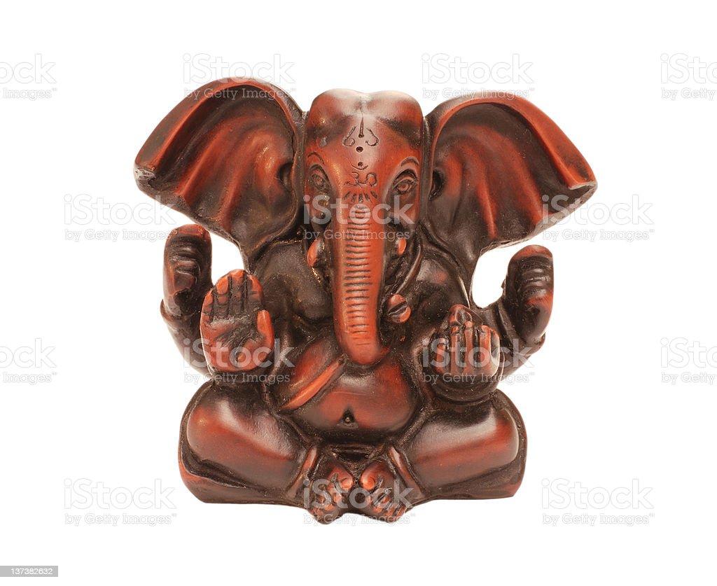 Shri Ganesha stock photo