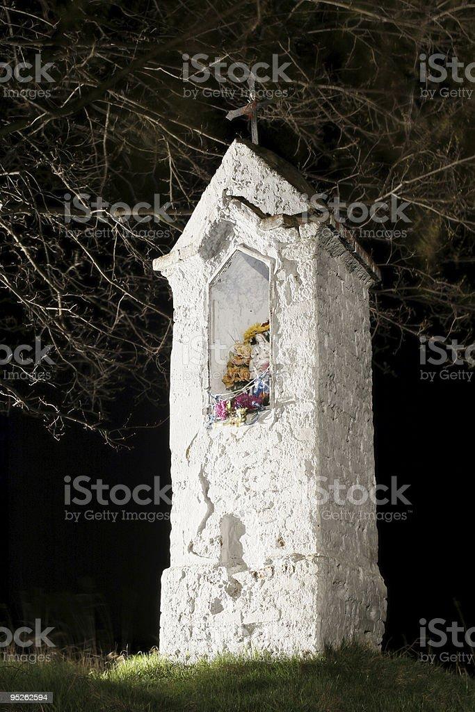 shrine royalty-free stock photo