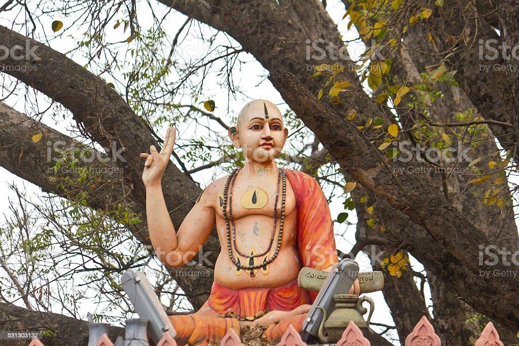 Shripada Madhva stock photo