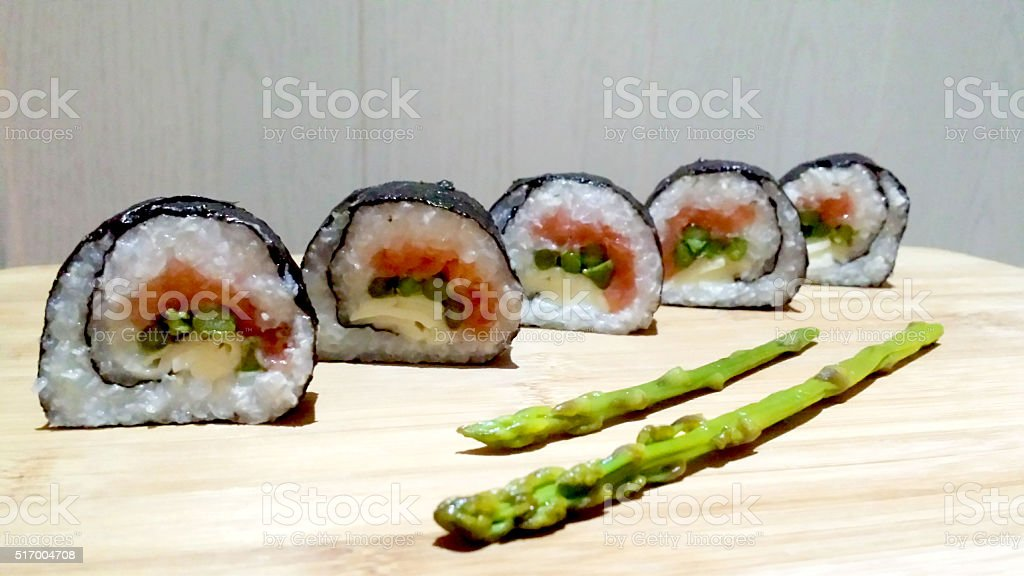 shushi stock photo
